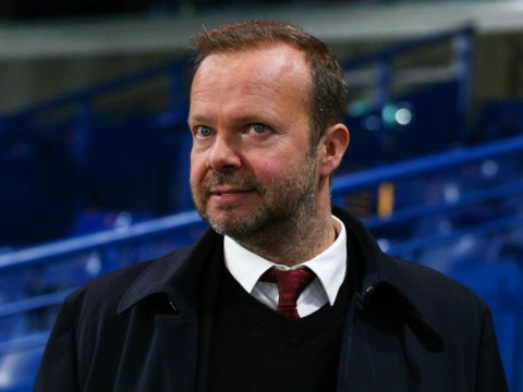 Manchester United chief Ed Woodward did not want to deny Liverpool the Premier League title with a voided season