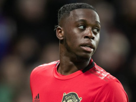 Aaron Wan-Bissaka reveals secret behind his rise at Manchester United