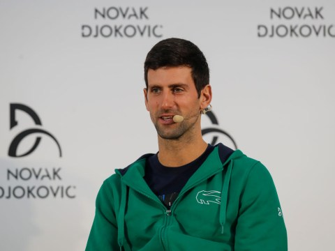 Novak Djokovic calls for public not to 'burden' medical services amid coronavirus crisis