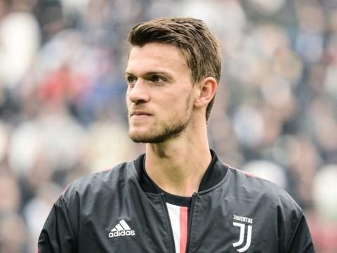 Juventus and Italy defender Daniele Rugani tests positive for coronavirus