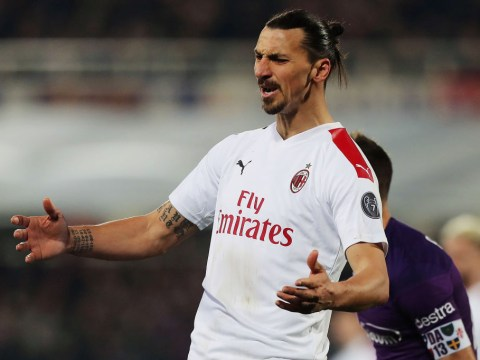 Former Manchester United striker Zlatan Ibrahimovic launches coronavirus fundraiser to help battle disease in Italy
