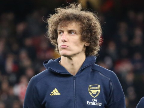 David Luiz reveals Chelsea staff begged him to return after leaving for Arsenal