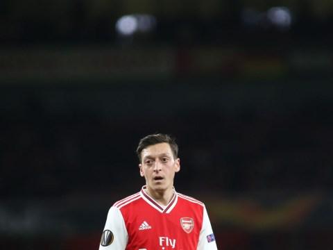 Arsenal star Mesut Ozil's agent responds to Fenerbahce transfer rumours