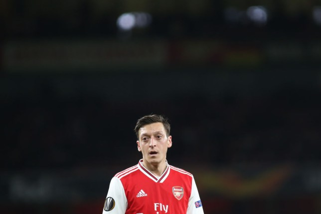 Arsenal star Mesut Ozil has been heavily linked with a move to Fenerbahce