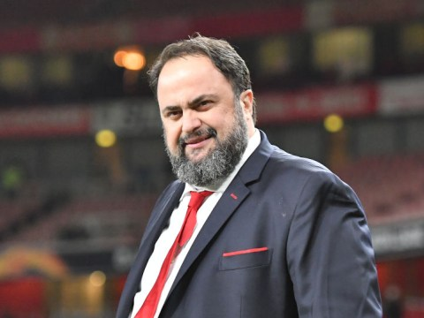 Nottingham Forest owner Evangelos Marinakis confirms coronavirus diagnosis and sends advice to fans