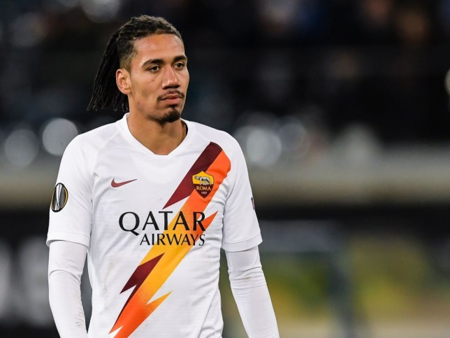 Chris Smalling is keen on staying at Roma (Picture: Getty)
