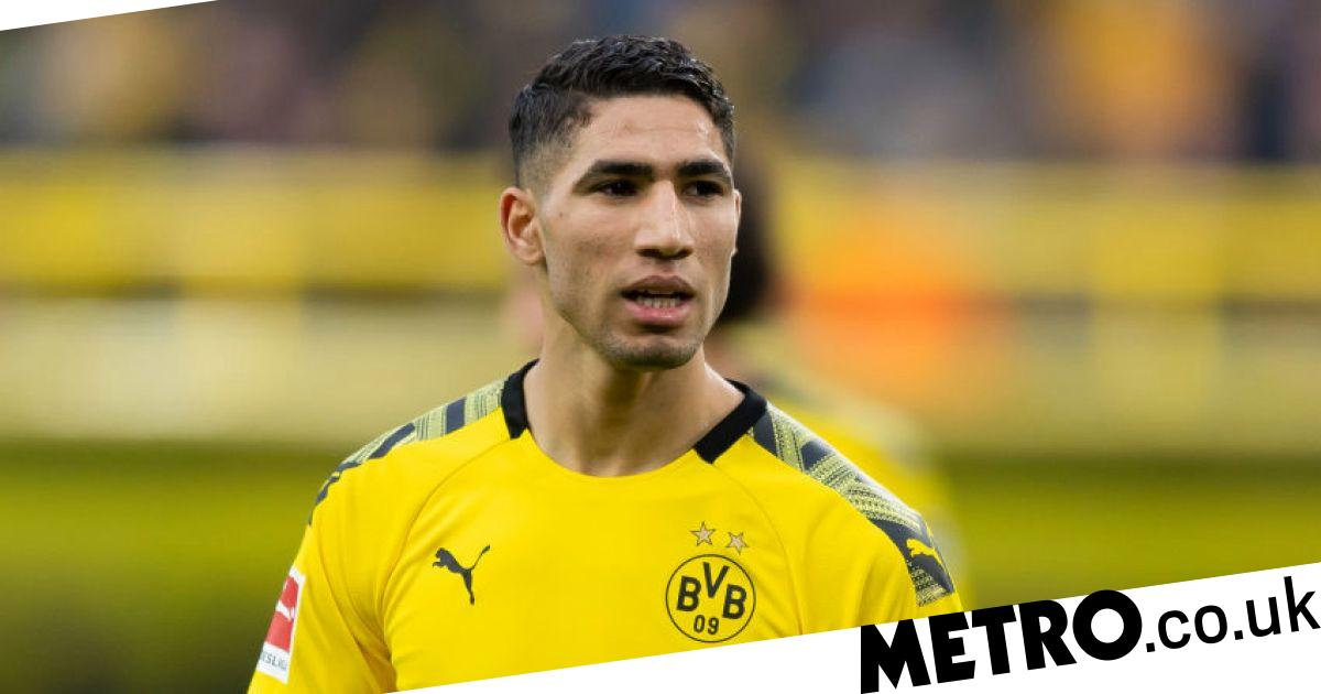 Chelsea in talks to sign Achraf Hakimi from Real Madrid