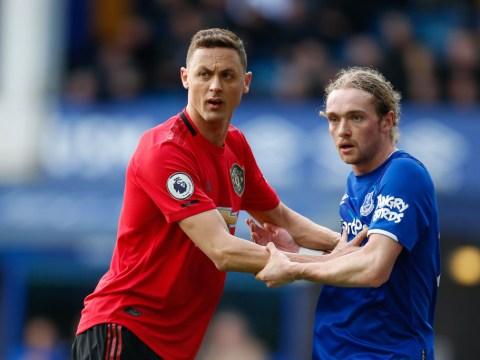 Manchester United offer Nemanja Matic bumper new deal as talks continue