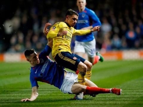 Arsenal issue worrying Lucas Torreira injury update