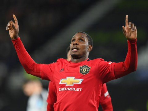 Odion Ighalo names his two Manchester United idols