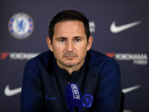 Frank Lampard accused of playing Chelsea midfielder N'Golo Kante out of position