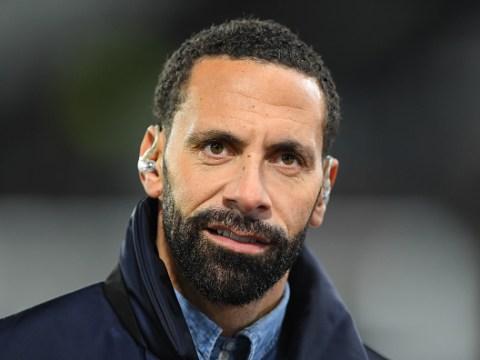 Rio Ferdinand chooses between 'prime' Nemanja Vidic and Liverpool star Virgil van Dijk