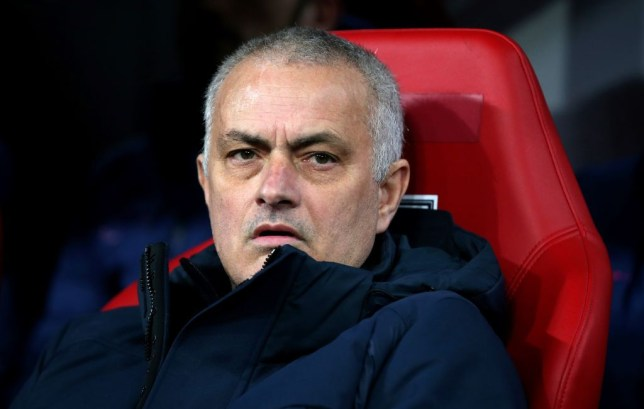 Jose Mourinho's Tottenham were knocked out of the Champions League by RB Leipzig