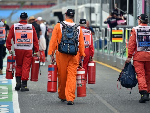 Has the Formula One Australian Grand Prix been cancelled?