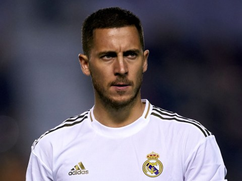 Chelsea hero Eden Hazard makes admission about his first season at Real Madrid