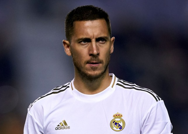 Eden Hazard left Chelsea to join Real Madrid last summer