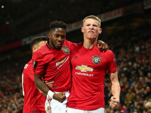 Jose Mourinho told Fred he had no future at Manchester United