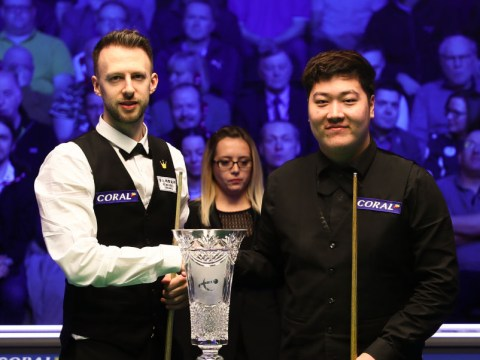 Yan Bingtao is 'five or 10 years ahead of anyone' says Judd Trump after Players Championship final