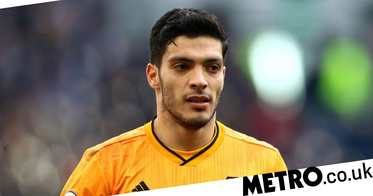Wolves send message to Manchester United over Raul Jimenez transfer