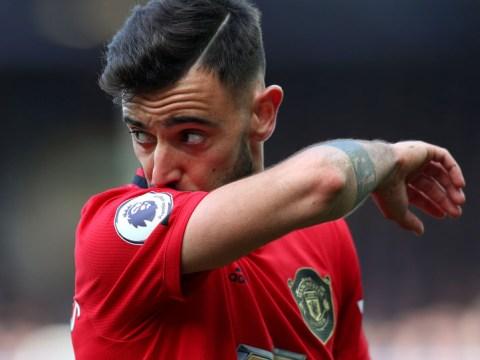 Luke Shaw admits Man Utd team 'know Bruno Fernandes will lose possession'