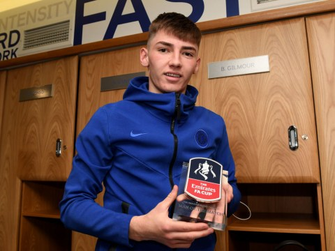 Chelsea midfielder Billy Gilmour compared to Manchester United legend Roy Keane after Liverpool victory