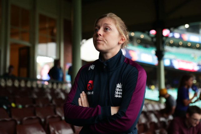 England have been knocked out of the Women's T20 World Cup