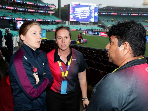 England captain Heather Knight calls for rule change after Women's T20 World Cup exit