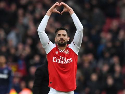 Mikel Arteta hails Pablo Mari after Premier League debut for Arsenal