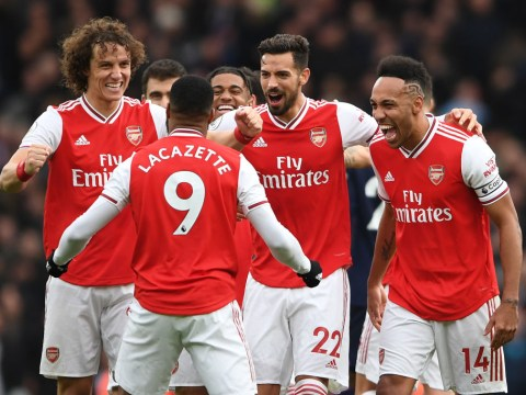 Arsenal super-sub Alexandre Lacazette sends message to Mikel Arteta after West Ham win