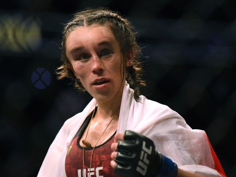 Joanna Jedrzejczyk shares remarkable transformation after suffering horrific hematoma at UFC 248