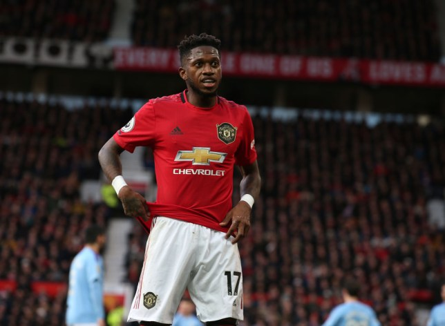 Manchester United Star Fred Needs One Thing To Become The Perfect