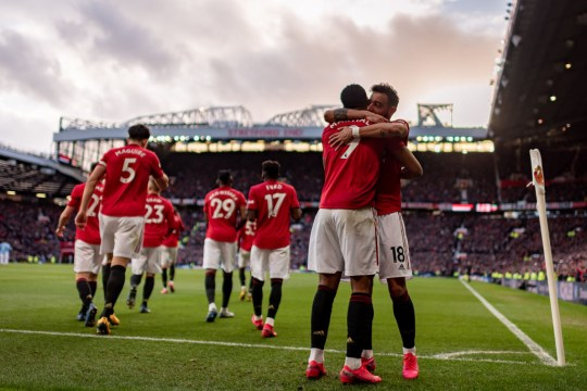 United produced their best performance of the season (Picture: Getty)