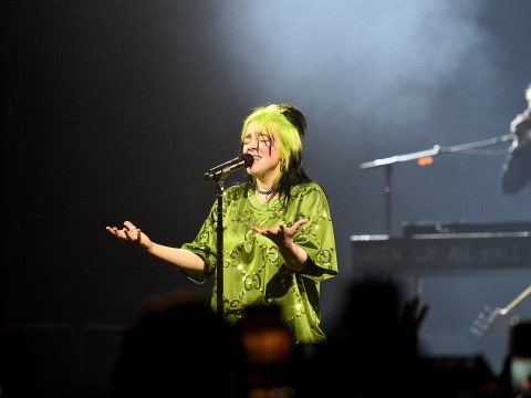 Billie Eilish hits back at body shamers in empowering concert speech: 'I feel you watching'
