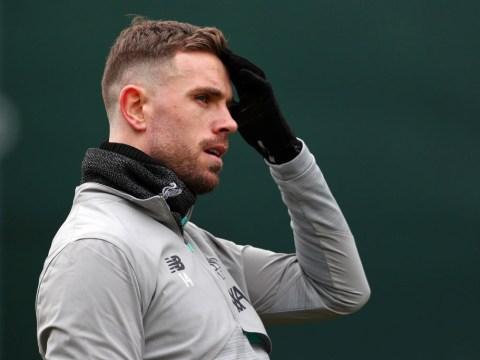 Jamie Redknapp backs Jordan Henderson to lead Liverpool to victory over Atletico Madrid