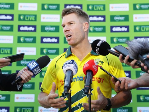 Australia batsman David Warner withdraws from The Hundred amid coronavirus pandemic