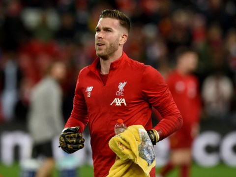 Liverpool fans turn on Adrian after Champions League exit to Atletico Madrid