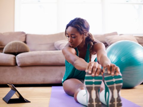 Motivation tips for working out at home