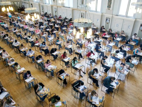 Axing GCSE and A-Level deprives children like my son of a true rite of passage