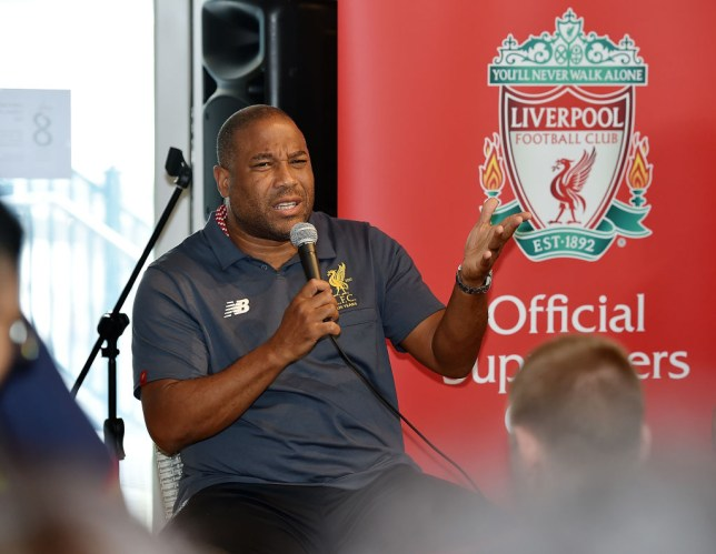 John Barnes insists Liverpool cannot be handed the title before the season is completed