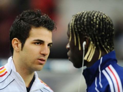 Bacary Sagna hits back at Cesc Fabregas over controversial Arsenal claims