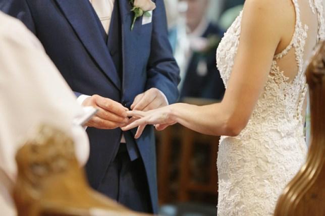 Coronavirus UK: How will church and civil wedding ceremonies be ...