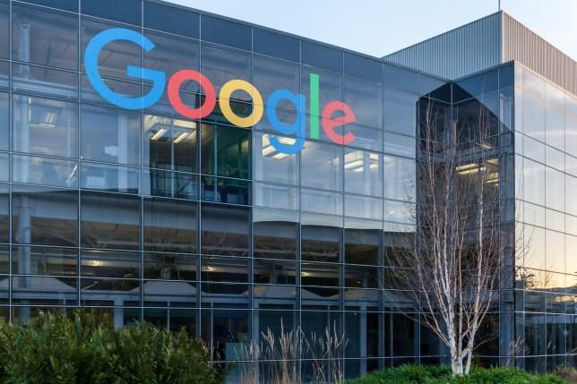 Google HQ in Mountain View, California (Getty)