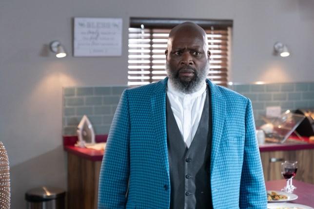 Walter in Hollyoaks