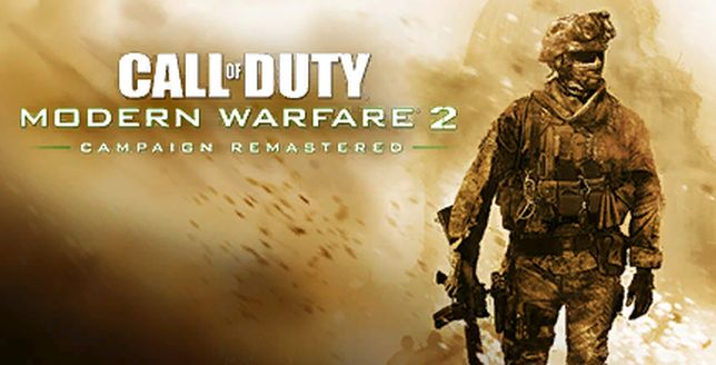 Call Of Duty: Modern Warfare 2 Campaign Remastered artwork