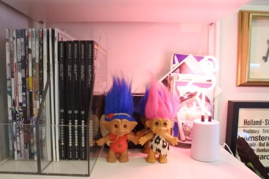 jen kaarlo shelves near desk