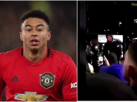 Jesse Lingard suffers vile abuse from fans outside Manchester United's team bus after FA Cup win against Derby County