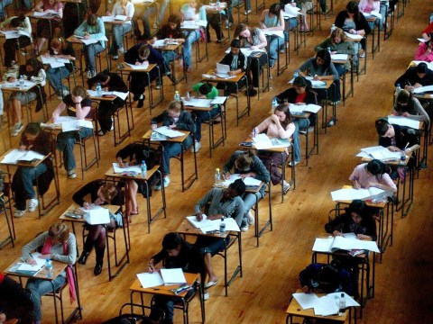 When is GCSE results day 2020 and how were the SQA results calculated?