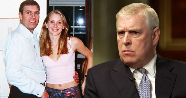 Prince Andrew 'faces new evidence he did meet Epstein trafficking victim, 17' | Metro News