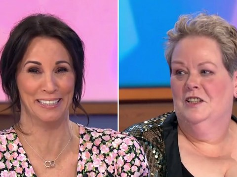 Anne Hegerty unimpressed as Andrea McLean blurts out The Chase airdate on Loose Women