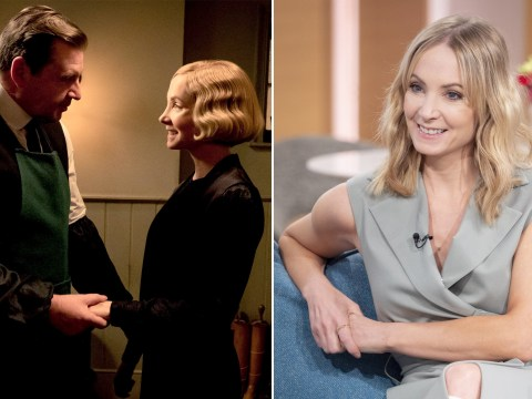 Joanne Froggatt confesses there is 'talk' of Downton Abbey sequel but there's 'no script yet'
